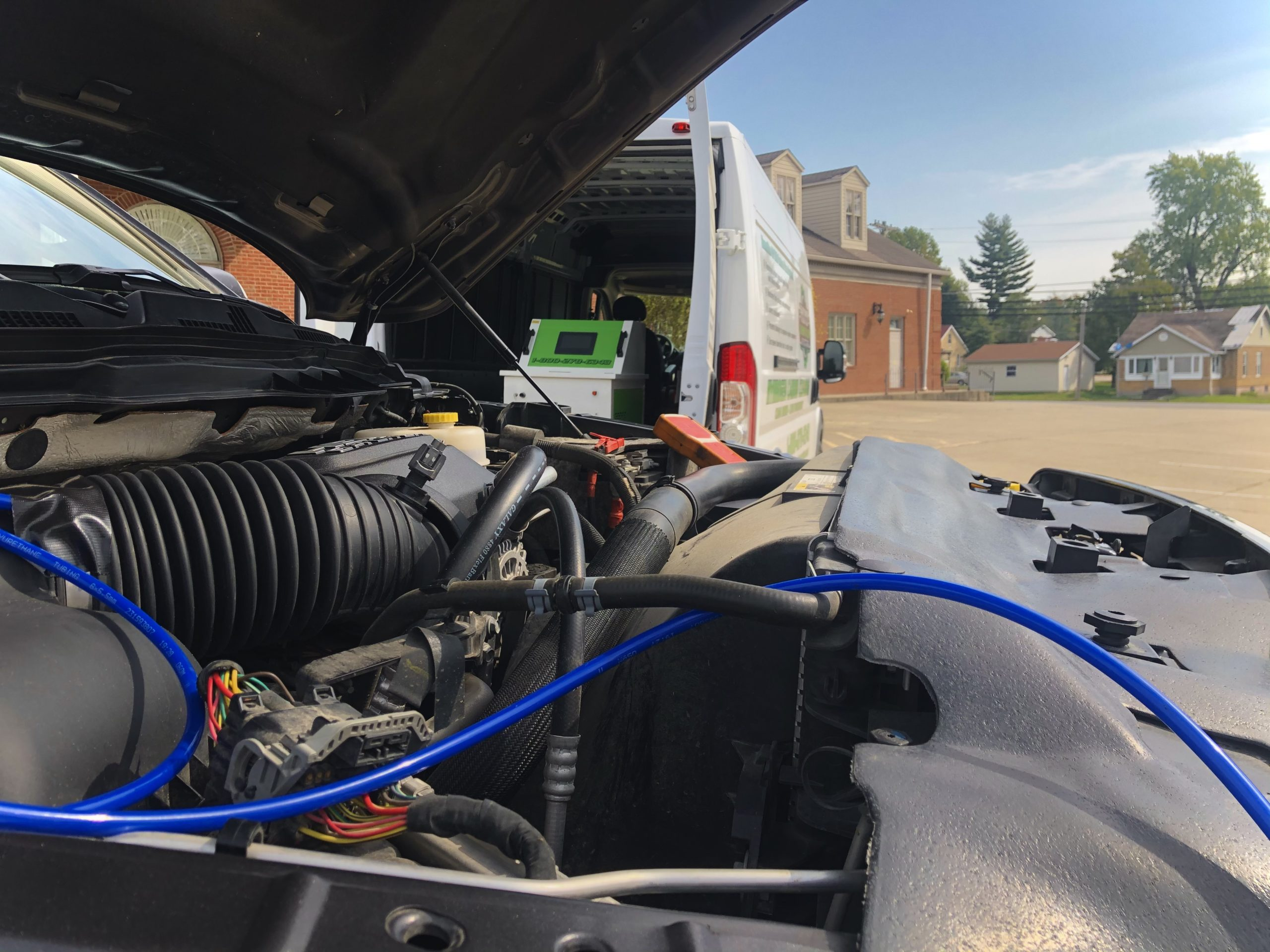 Engine Carbon Cleaning